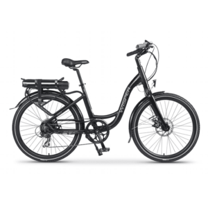 Wisper 705se step-through e-bike