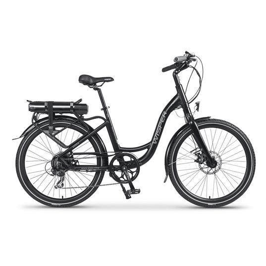 Wisper 705se step-through electric bike - e-bike