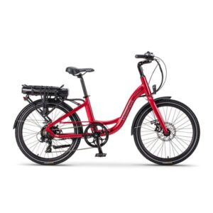 705 SE Step-Through electric bike