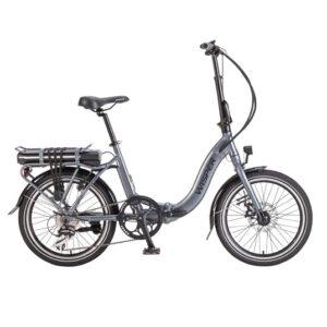 Wisper 806 folding electric bike - e-bike