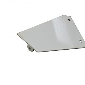 CONTROLLER SIDE COVER WHITE