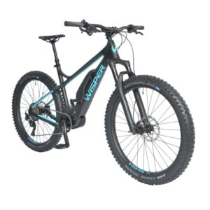 hardtail electric mountain bike