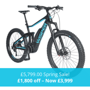 Wisper Wildcat E-bike Sale
