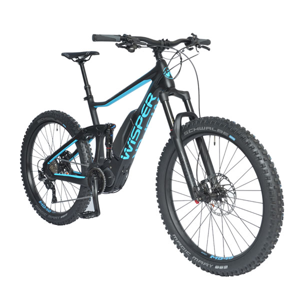 Wisper Wildcat C Electric Bike