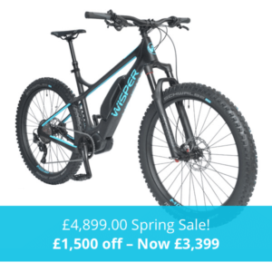 Wisper Wolf E-bike sale