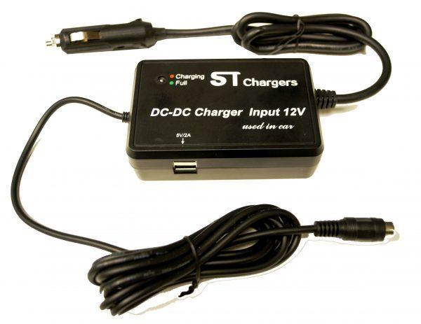 Car Charge 36V 2A ST 12V