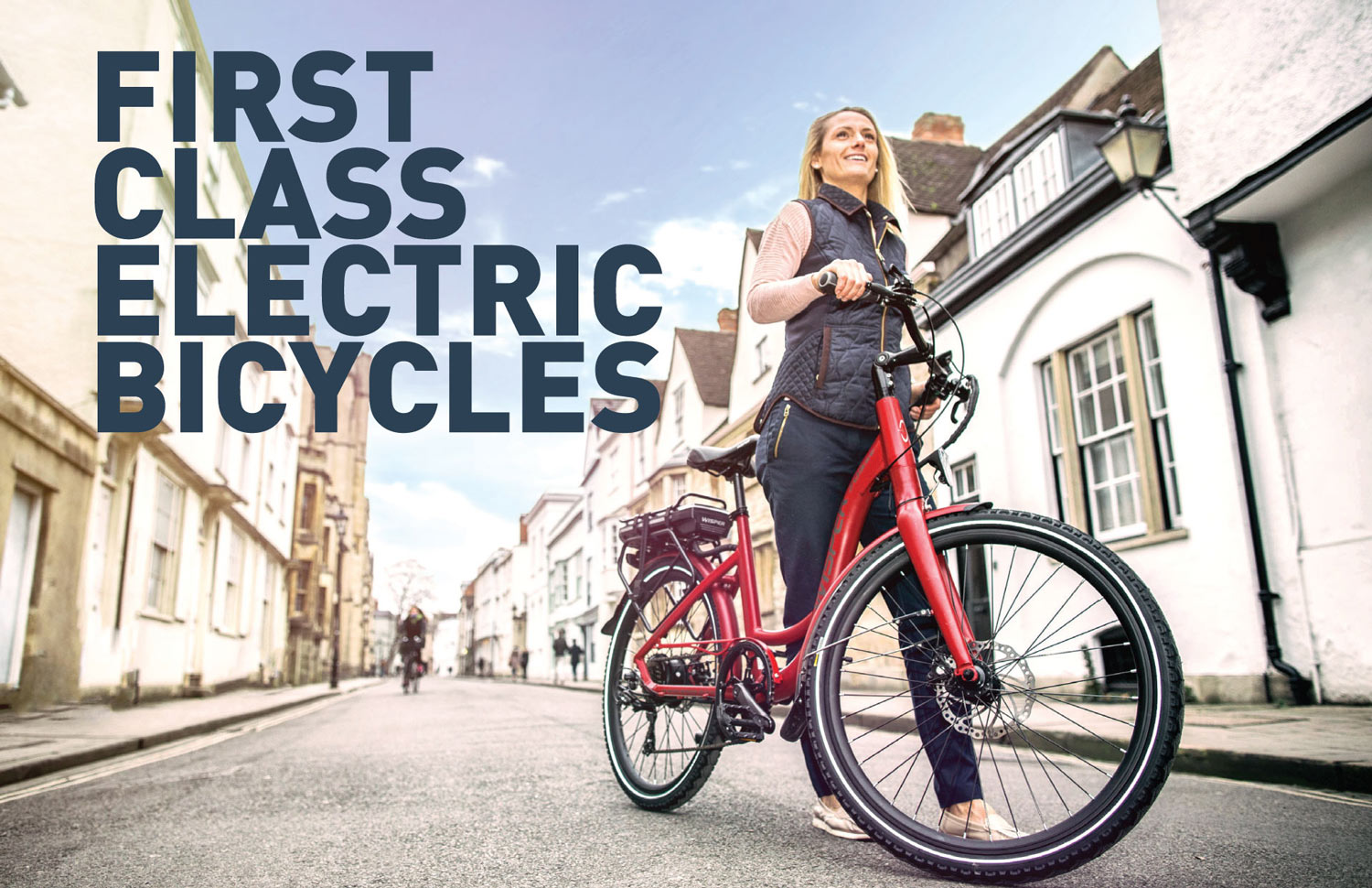 First Class Electric Bikes