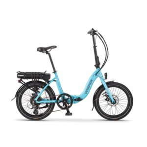 Blue Wisper 806 Folding Electric Bike
