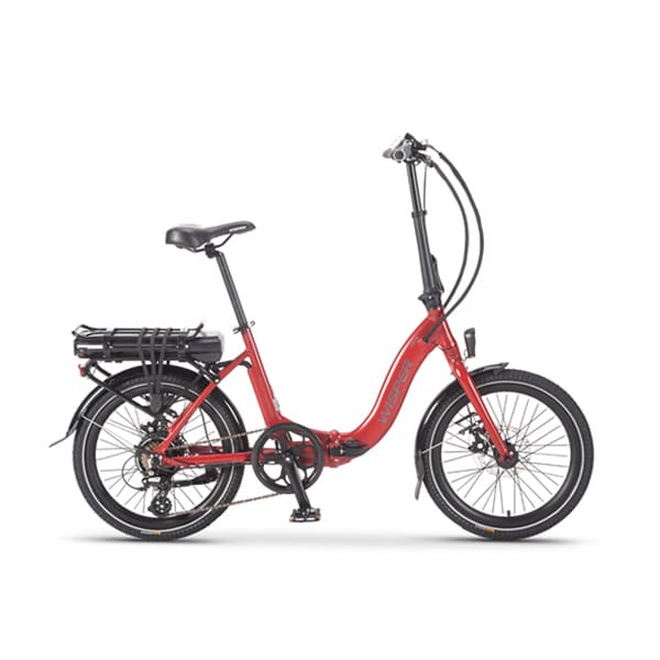 806 Folding Electric bike - red