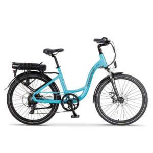 "Blue Wisper 705 26"" Step-Through eBike"