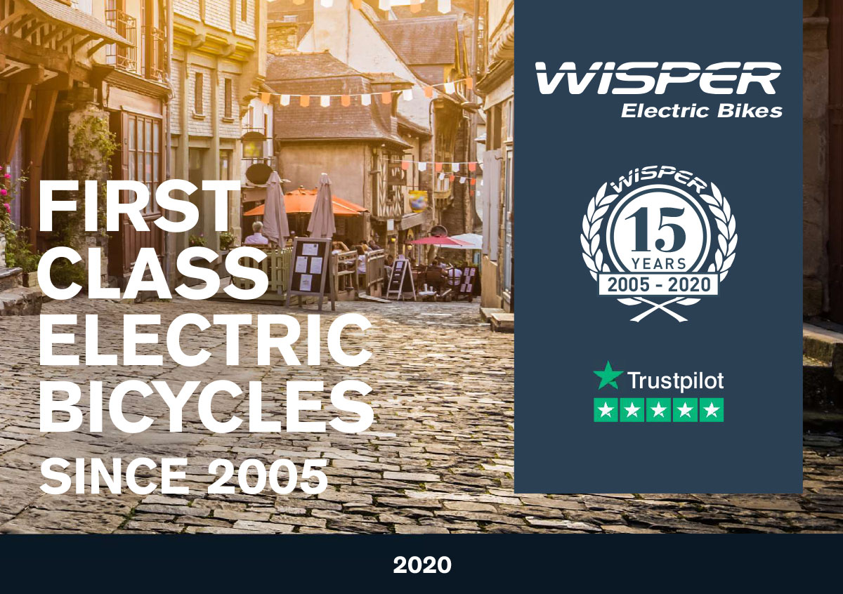 Wisper Bikes 2020 Brochure