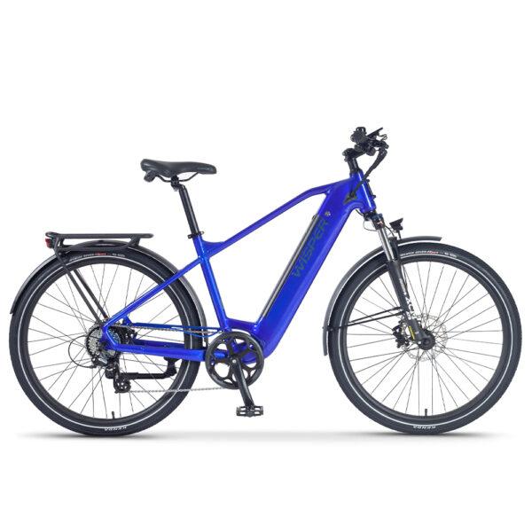 Blue Ebike Wayfarer H9 (hub-drive crossbar) No Rack