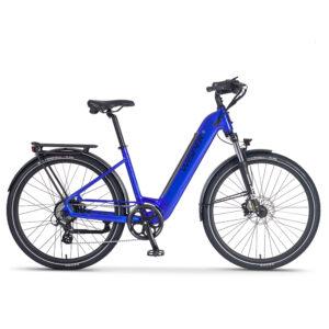 Blue Wayfarer H7 (hub-drive step-through) ebike