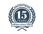 ebikes uk 15 years Union Logo