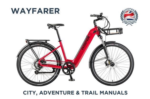 Wayfarer: City, Adventure & Trail Manuals